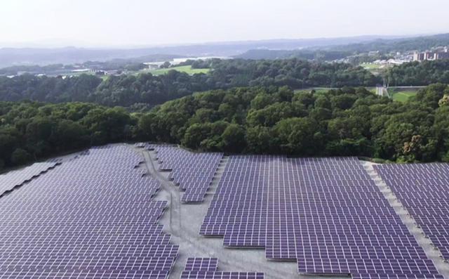 伊賀太陽光発電所
